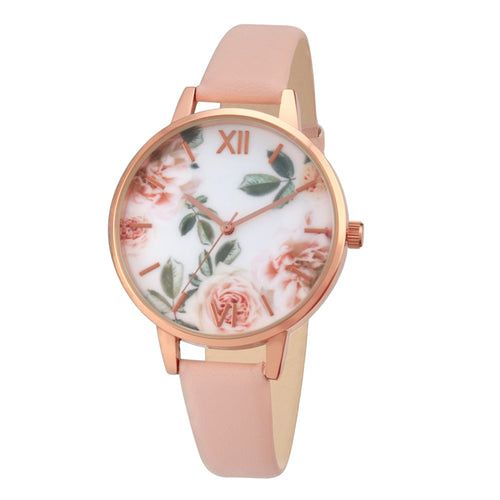 Rose Watch, Watch, Nordic Home Accessories, Elm & Blue, Style Life Home