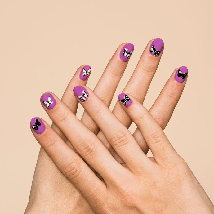 Variety Of Nail Art By Yours Truly: Olive & June- Your BFF For All Things Nails.