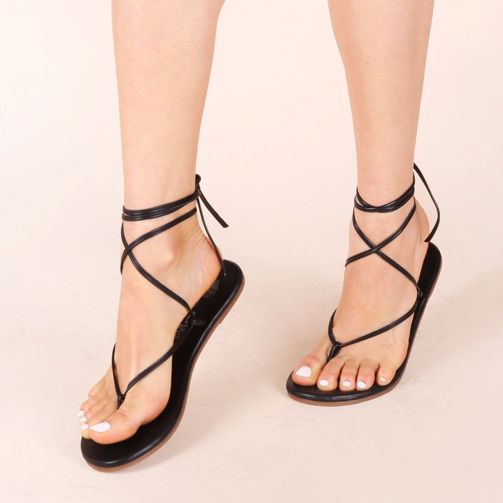 Saturday Sandal Black