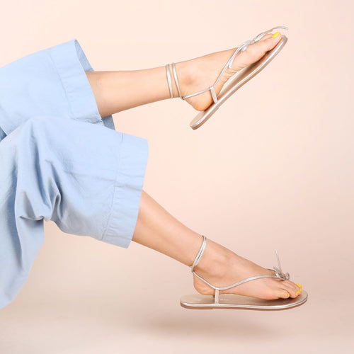 Saturday Sandal Pearl