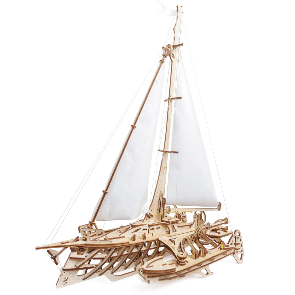 Trimaran Merihobus Model