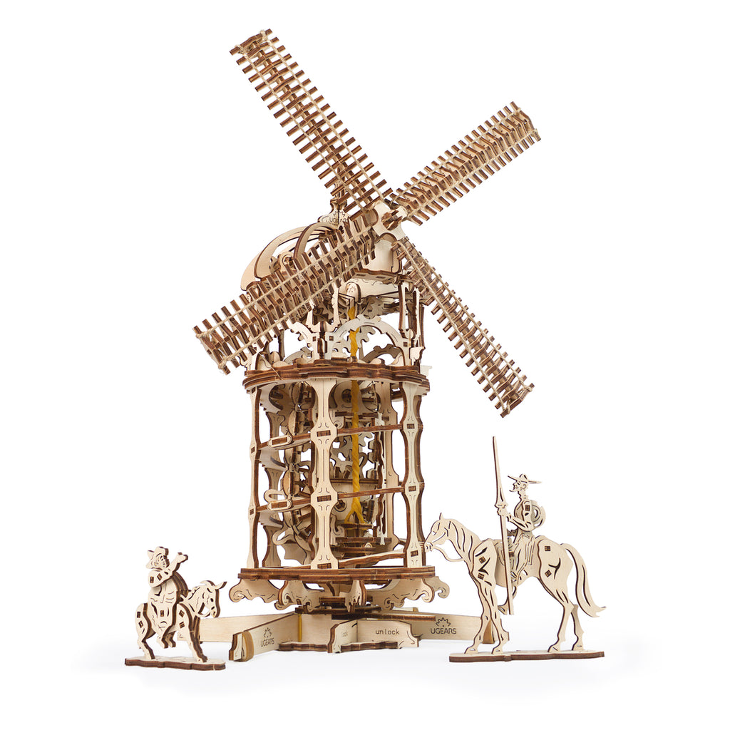 Tower Windmill Model