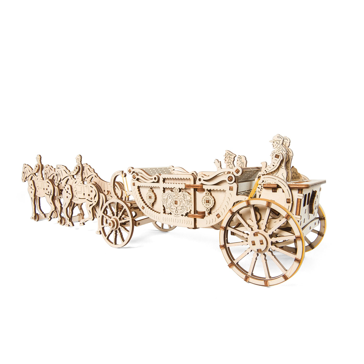 Royal Carriage (Limited edition)