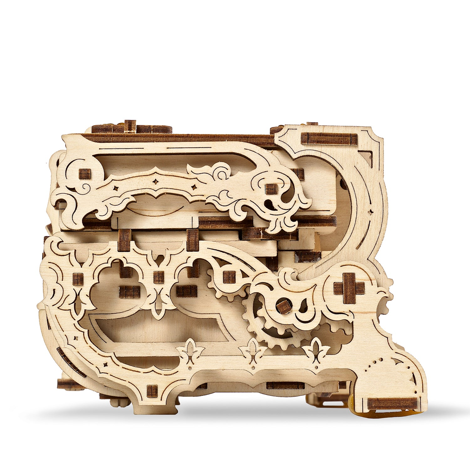 """The Amber Box"" mechanical model kit"