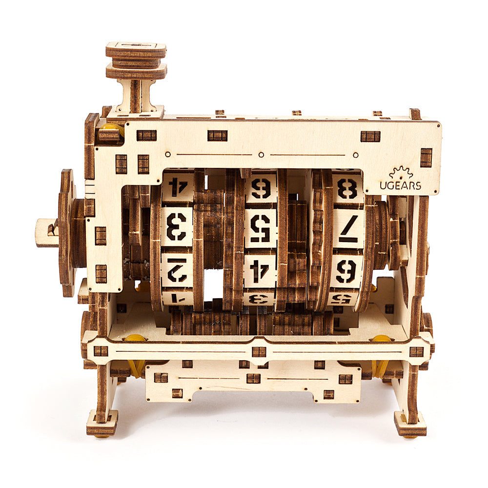 «Counter» educational mechanical model kit