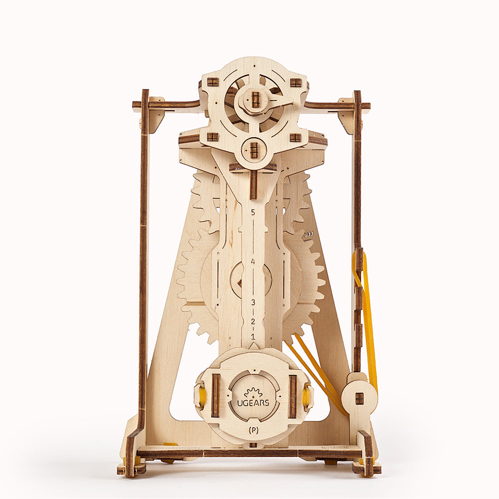 «Pendulum» educational mechanical model kit