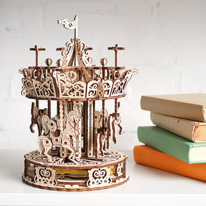 «Carousel» mechanical model kit