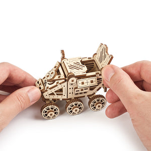 «Mars Buggy» mechanical model kit