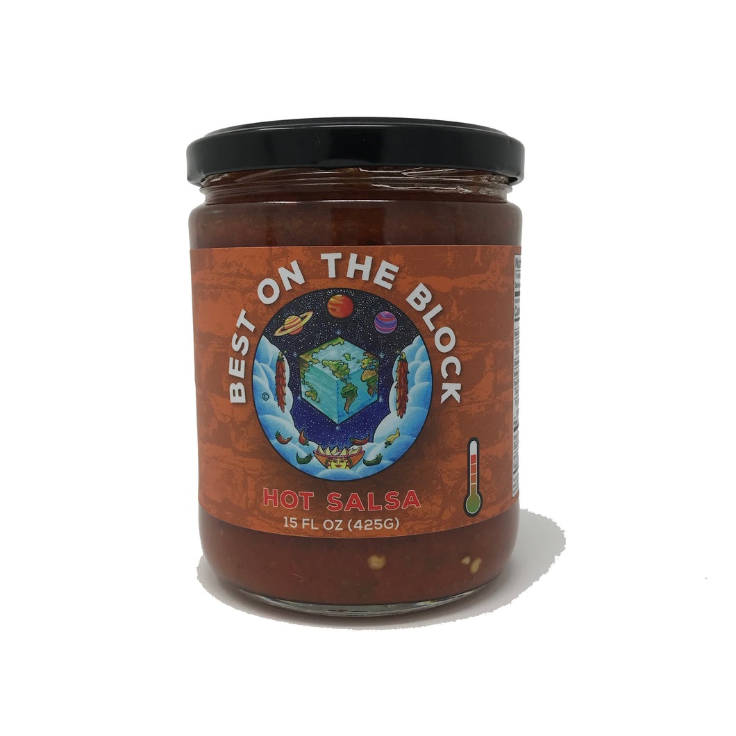 HOT - Best On The Block Salsa (12)