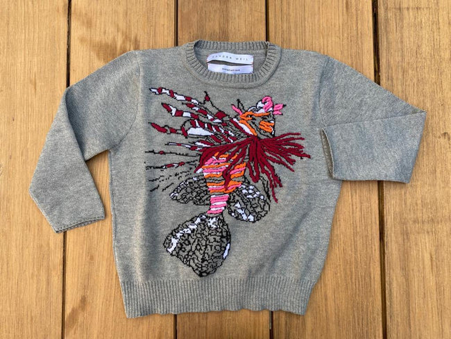 Lionfish sweater KIDS