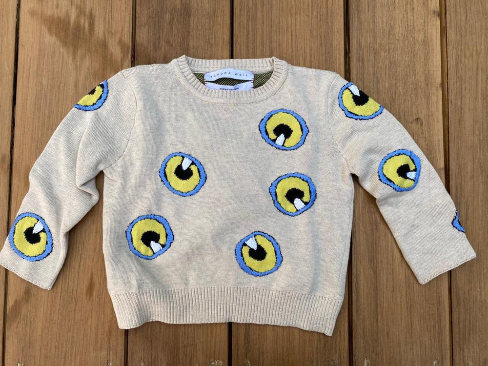 Fisheye sweater KIDS