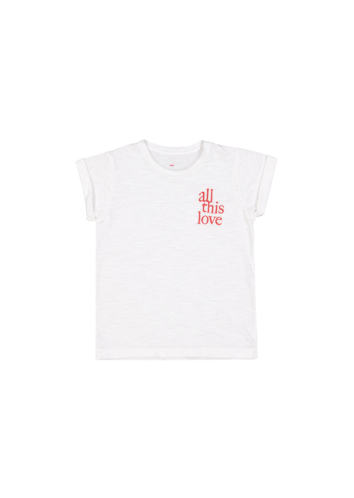 All this love t-shirt kids