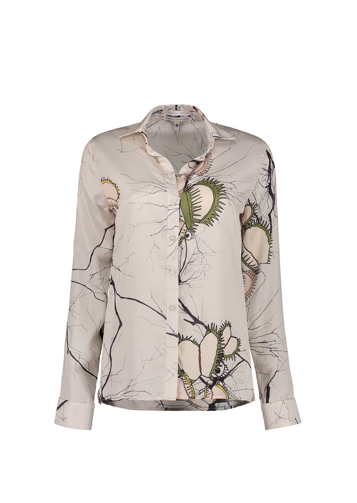 Wishbone Blouse