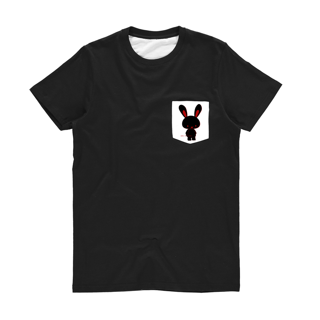 Blvck Rabit Move in Silence Classic Pocket T-Shirt