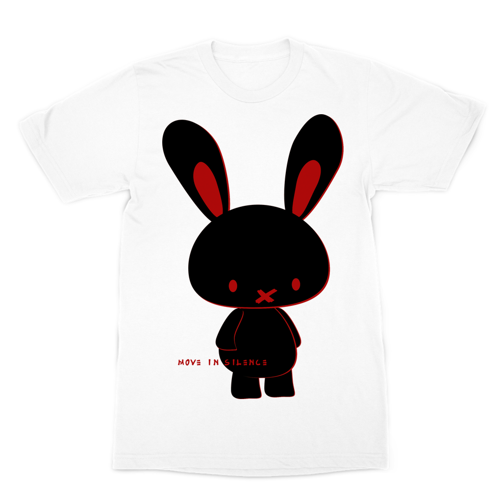 Blvck Rabit Move in Silence Premium Adult T-Shirt