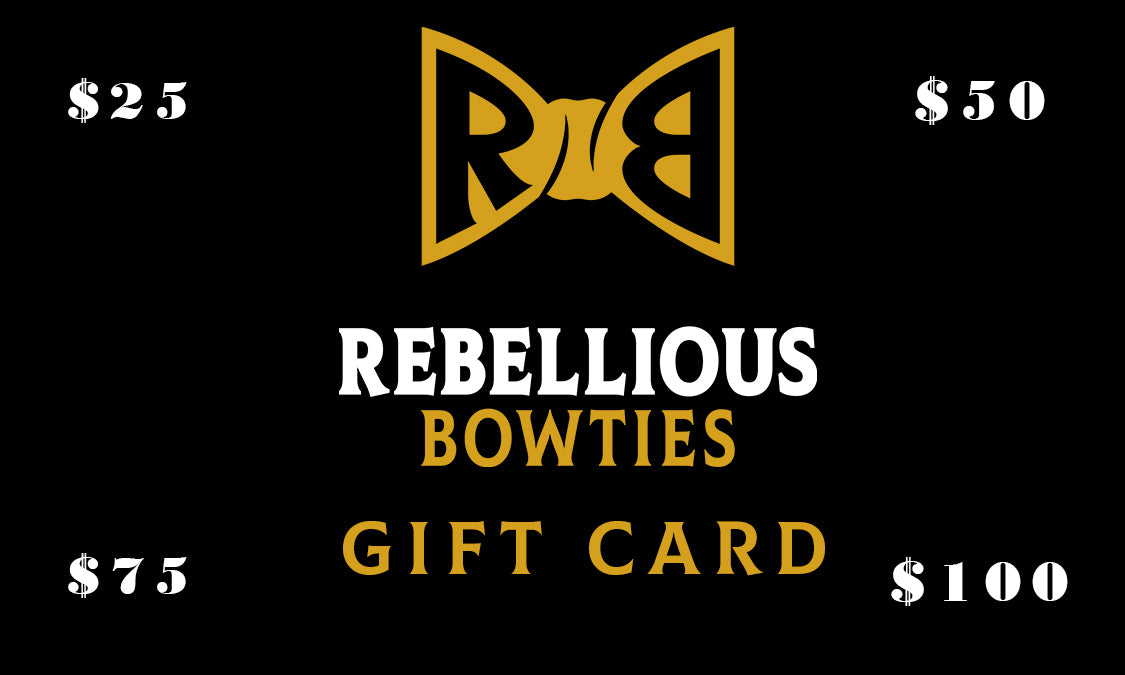 Rebellious Bowties  E-Card