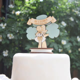 Bicycle Wedding Cake Topper - Just Toppers