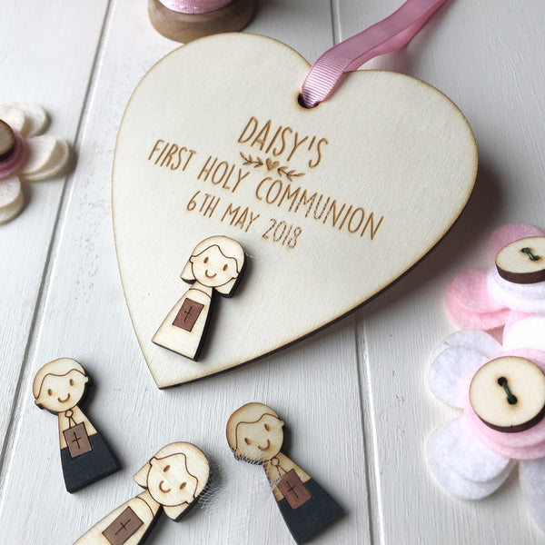 First Holy Communion Keepsake - Just Toppers