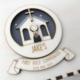 First Holy Communion Keepsake Box - Just Toppers