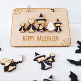 Halloween Sign - Just Toppers