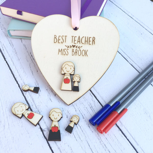 Teacher Thank You Gift - Just Toppers