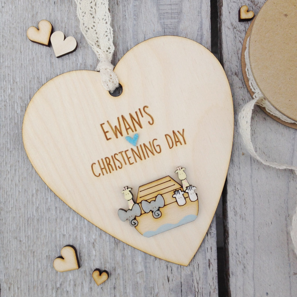 Christening Day Keepsake - Just Toppers