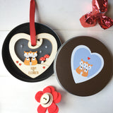 Love Token - Just Toppers