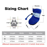 Waterproof Anti-Slip Dog Boots