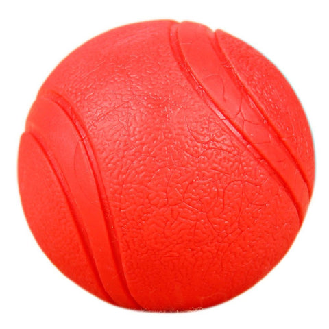 Red Ball Toy for Dogs