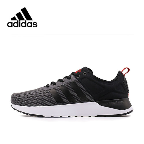 Intersport Official New Arrival 2017 Adidas NEO Label SUPER RACER Men's Skateboarding Shoes Sneakers Classique Shoes Platform