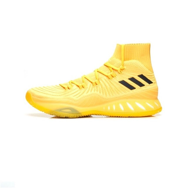 Intersport New Arrival Authentic Adidas CRAZY EXPLOSIVE Breathable Men's Basketball Shoes Sports Sneakers