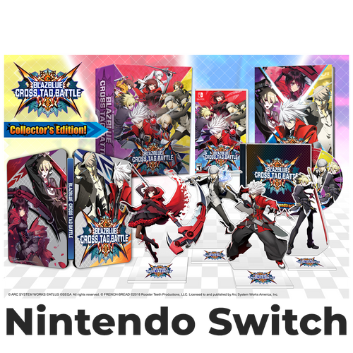 BlazBlue Cross Tag Battle Collector's Edition (Switch)