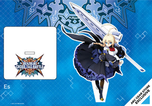 BlazBlue Cross Tag Battle Es Standee