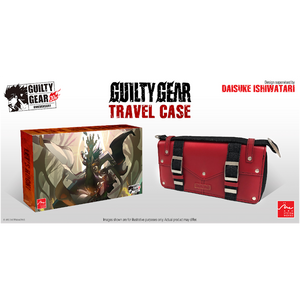 Guilty Gear 20th Anniversary Travel Case (Pre-order)