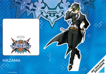 Load image into Gallery viewer, BlazBlue Cross Tag Battle Hazama Standee (Pre-order)