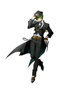 BlazBlue Cross Tag Battle Hazama Standee (Pre-order)
