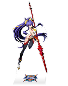 BlazBlue Cross Tag Battle Mai Standee