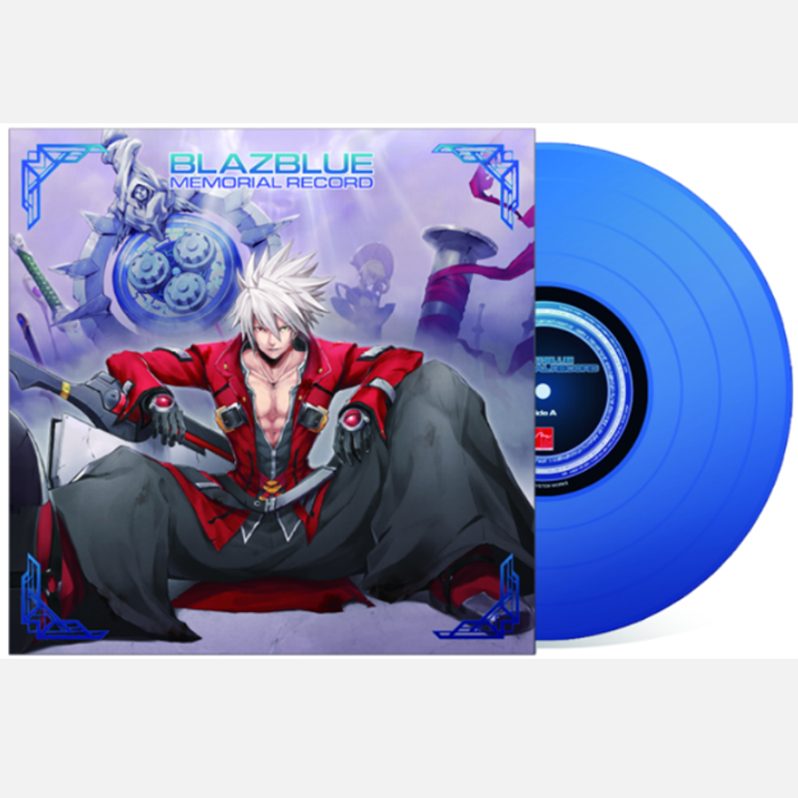 BlazBlue Memorial Record