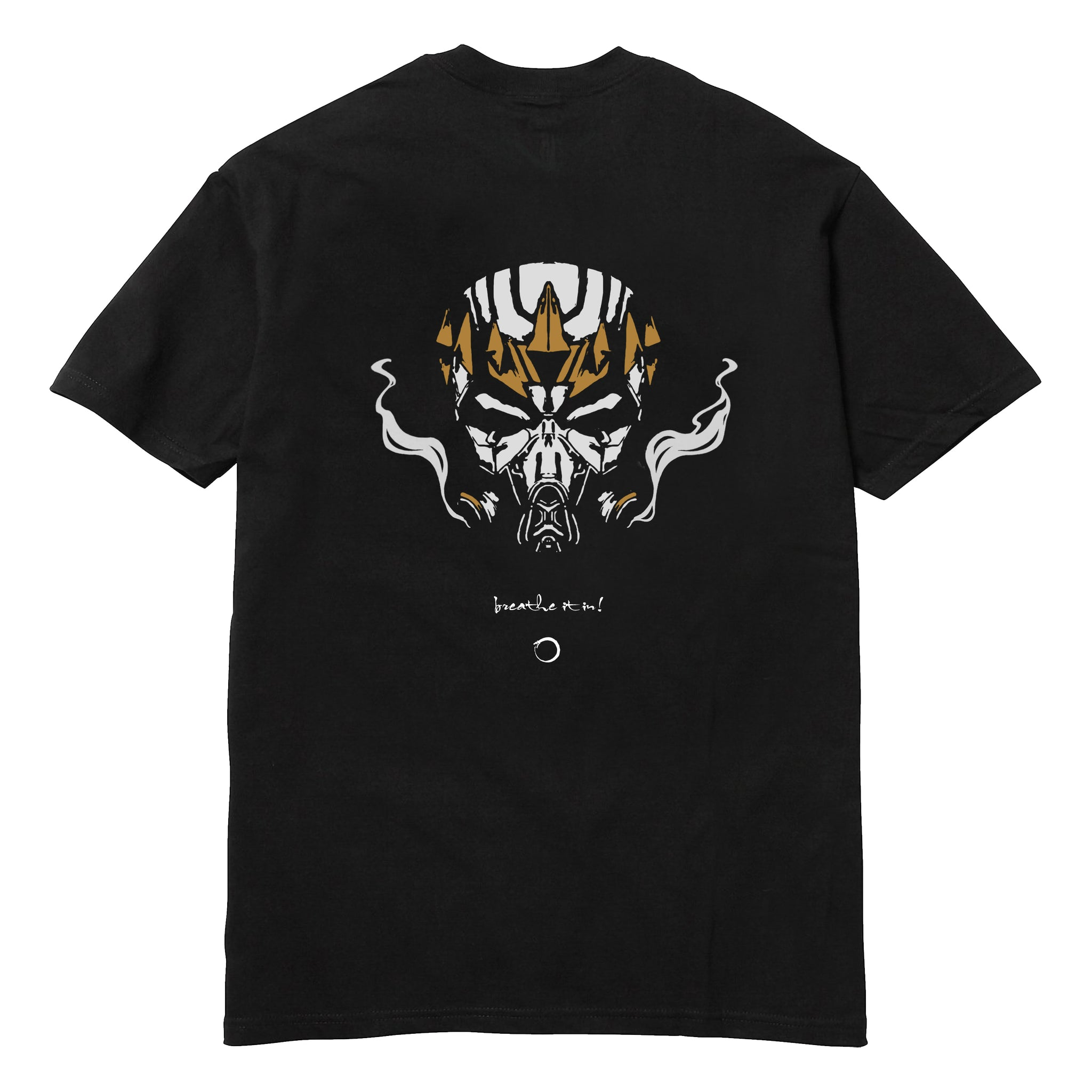 Caustic Tee - Black