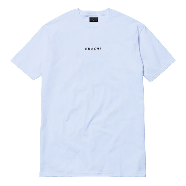 Rose Tee - Light Blue