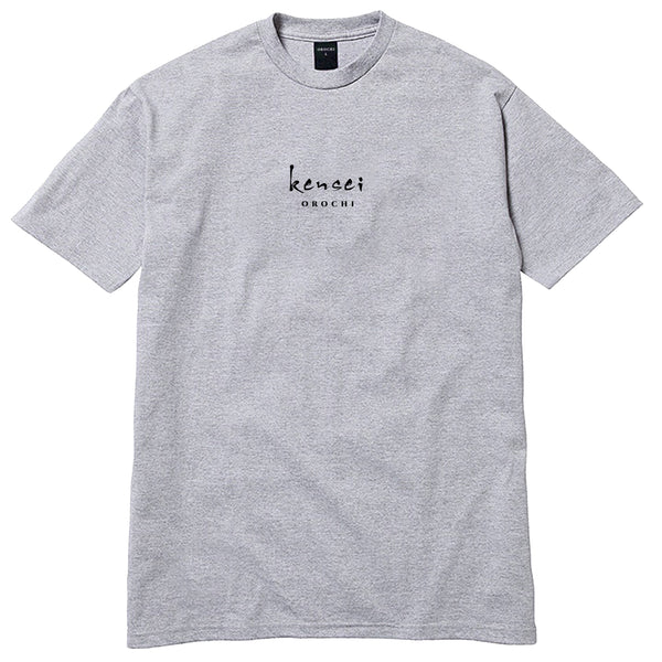 Kensei Tee - Heather Grey