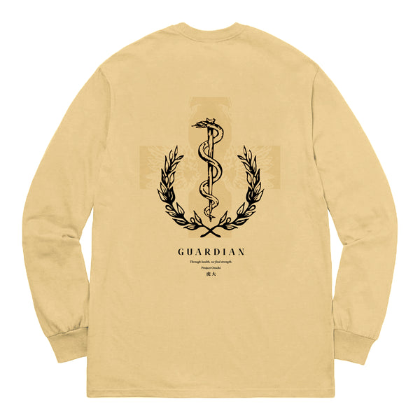 Guardian Long Sleeve - Sand