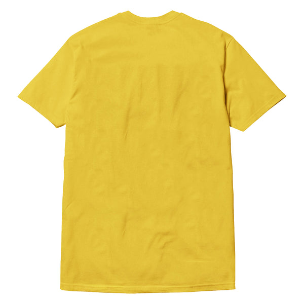 Bushido Tee - Yellow