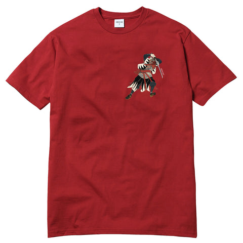Riptide Tee - Red