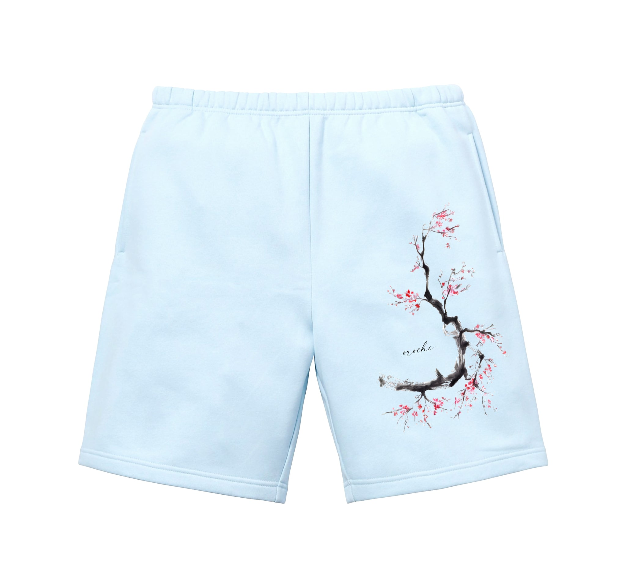 Sakura Shorts - Light Blue