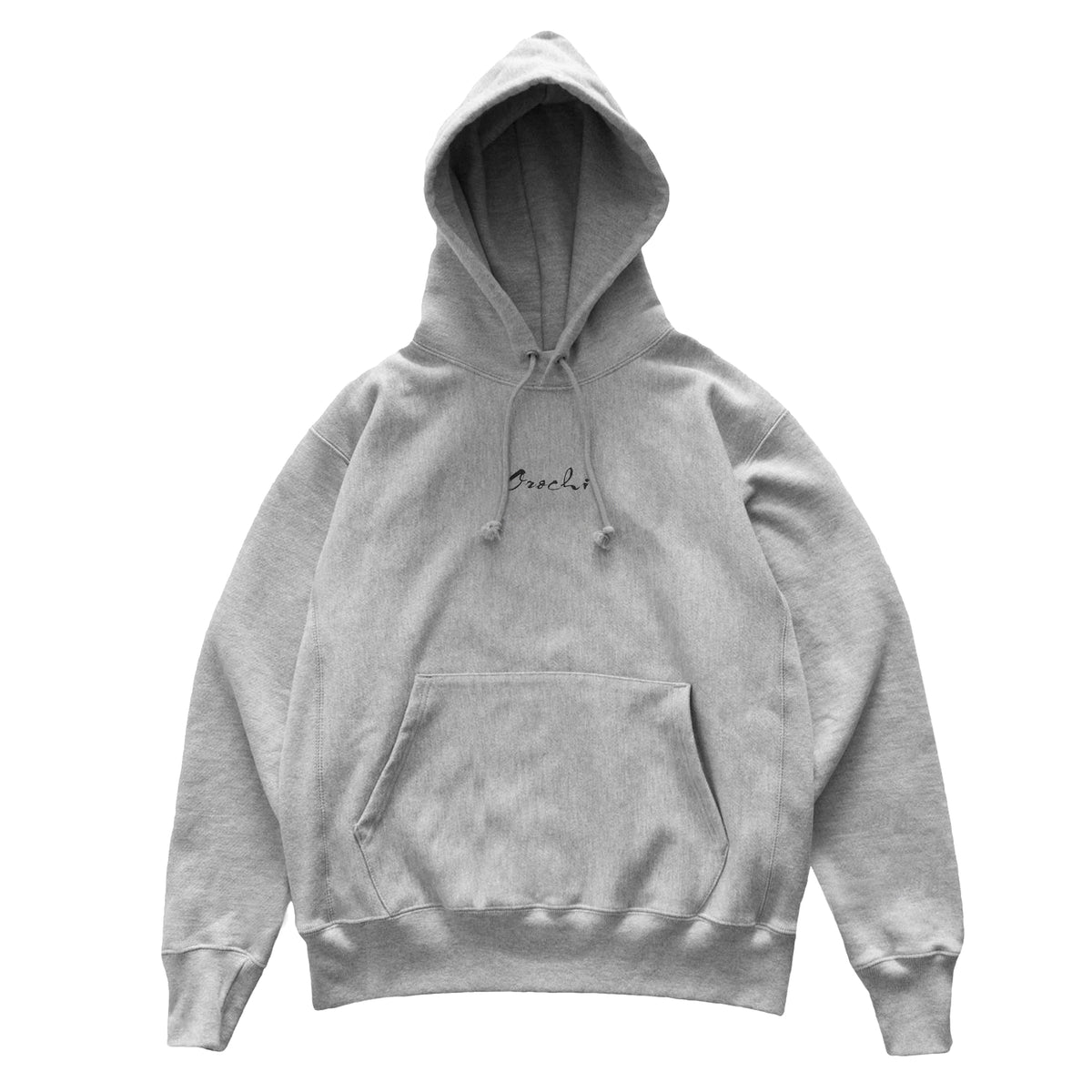 Shugoki Hoodie - Heather Grey