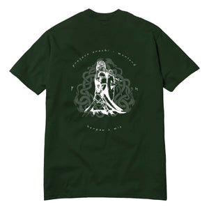 Warlord Tee - Forest Green