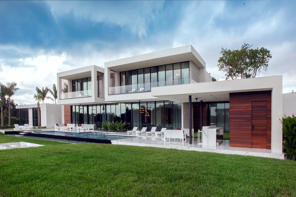 Landmark Custom Homes presents The Catalina, Modern Luxury Estate.