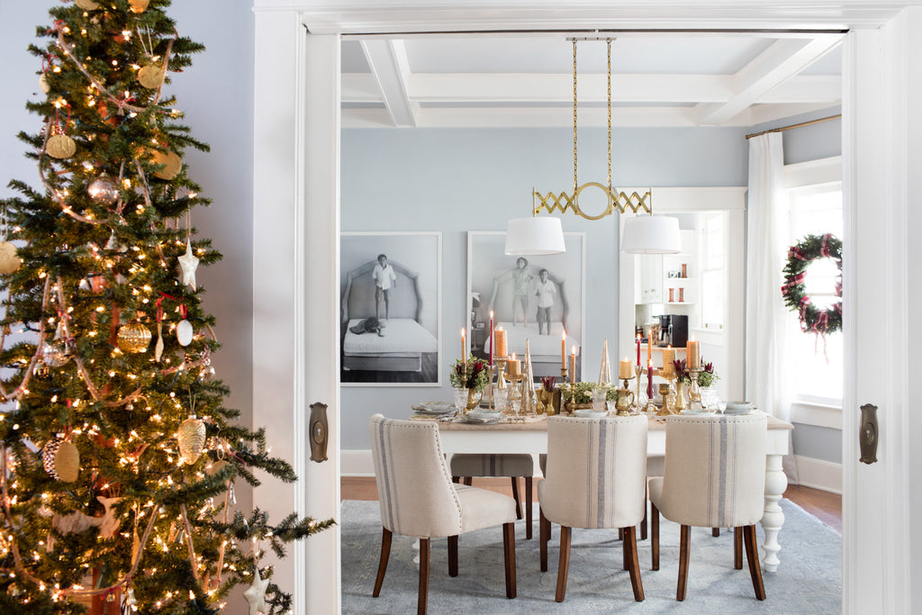 Holiday Decor Tips for Outside and Inside