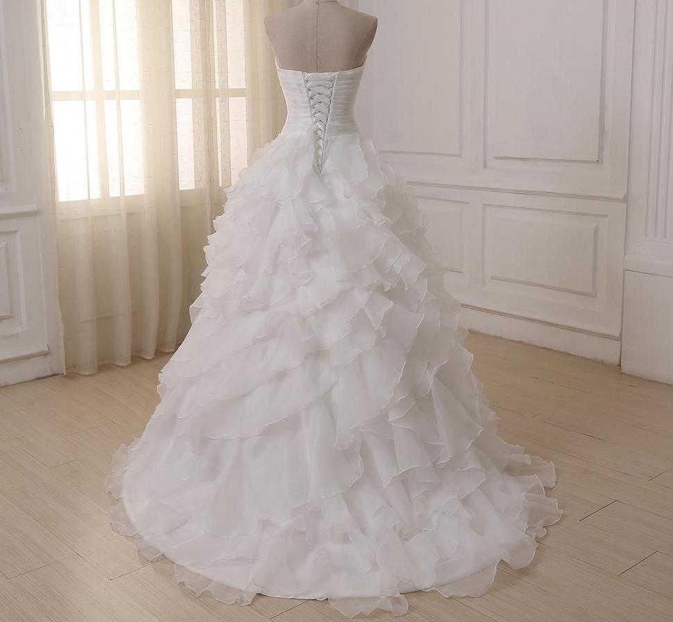 2018 Corset Wedding Dress Plus Size Available Madiani Boutique